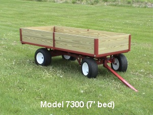 lawn and garden wagon