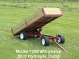 Lawn Wagons, Trailers, Carts